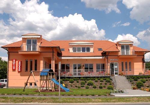Sportház